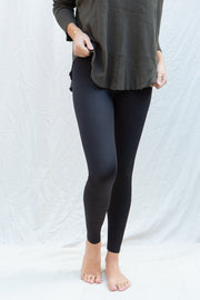Olivaceous Walk this Way Legging