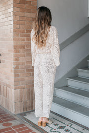 Olivaceous Whitney Jumpsuit