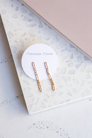 Paradigm Design Elsa Chain Earring