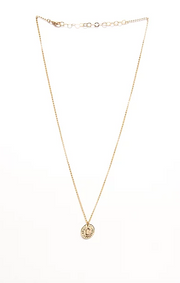 Paradigm Design A-Z Monogram Necklace