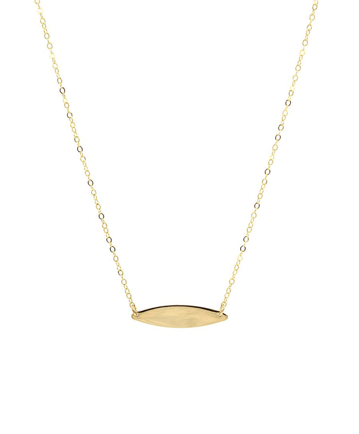 Paradigm Marquise Necklace