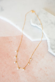Paradigm Design Pearl Shaker Necklace