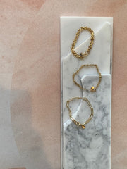 Paradigm Design Tile Bracelet