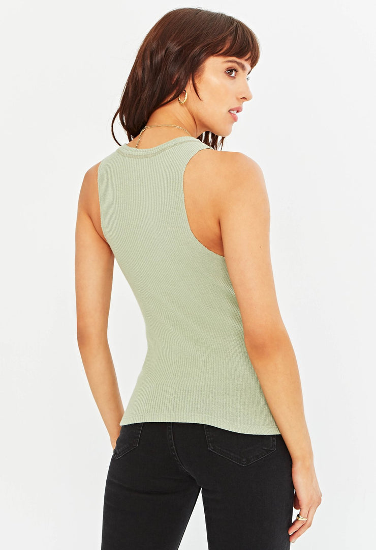 Project Social T Inca Tank in Thyme