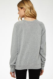 Project Social T Reason To Smile Reversible Sweatshirt
