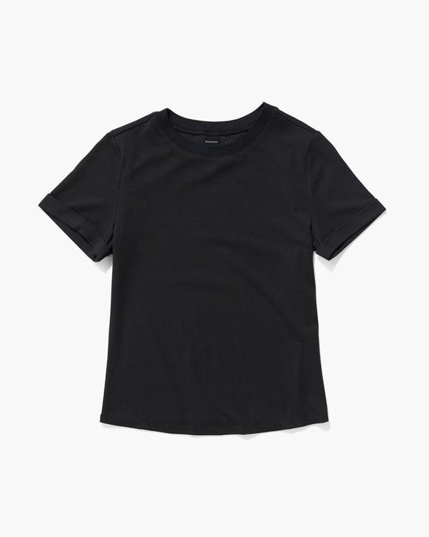 Richer Poorer Fitted Tee