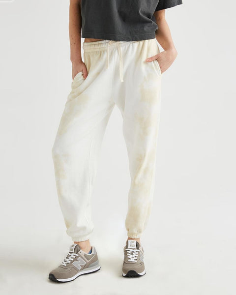 Richer Poorer Sweatpants in Cloud Wash