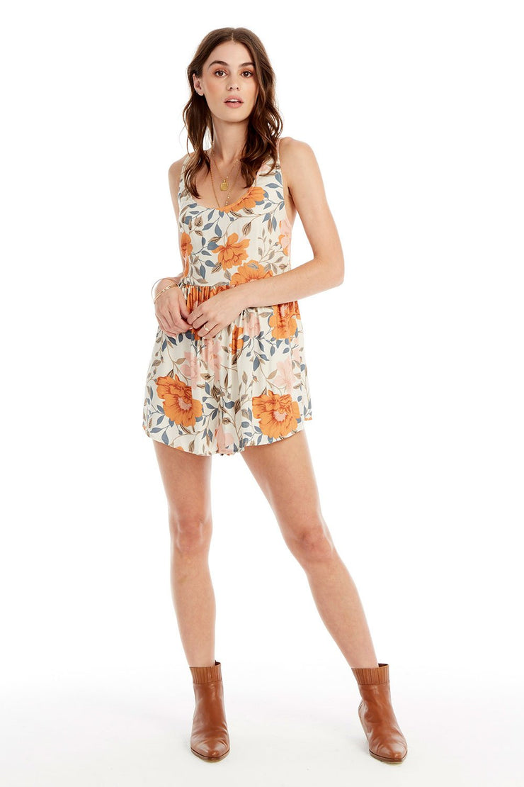 Saltwater Luxe Ina Romper