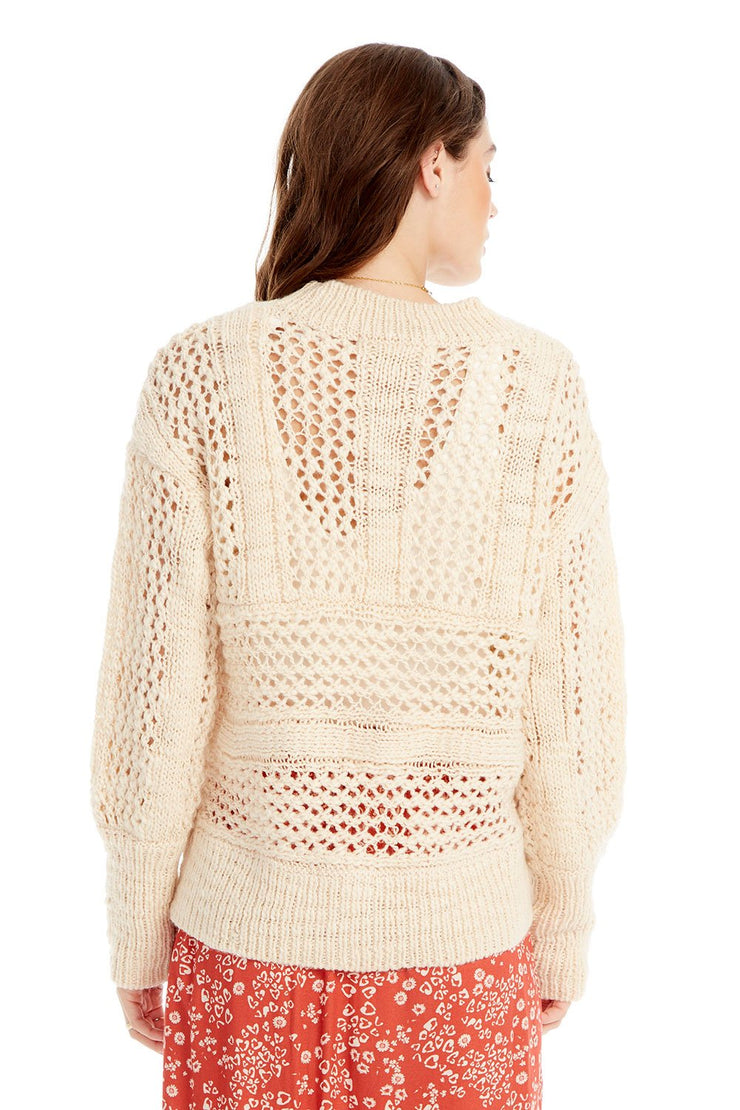 Saltwater Luxe Salty Sweater