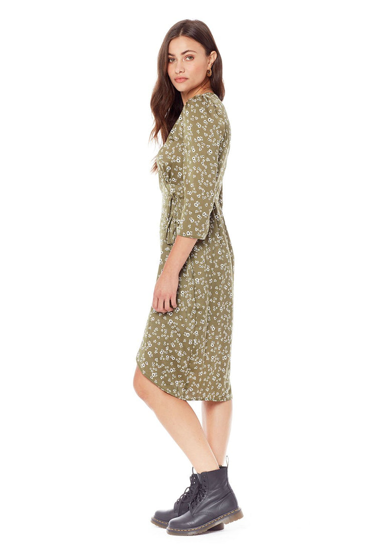 Saltwater Luxe Tahoe Wrap Dress