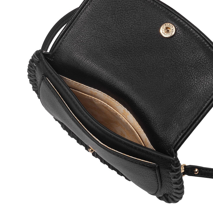 Sancia The Brigitte Belt Bag in Black
