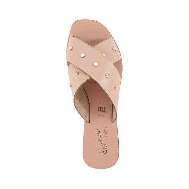 Seychelles Total Relaxation Stud Sandal in Vacchetta