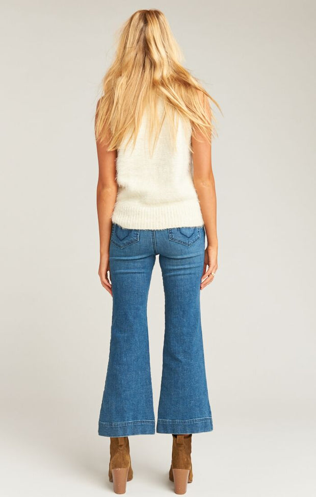 Show Me Your Mumu Cropped Farrah Trouser