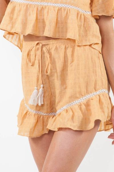 The Marigold Shorts
