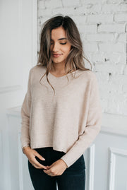 Summit + Peak Shea Sweater