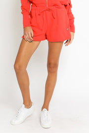 Olivaceous Poppy Shorts