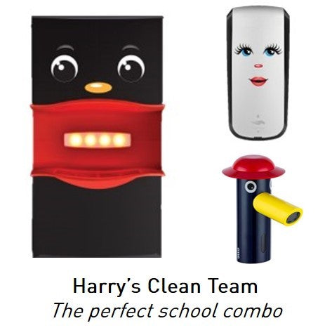 Harry's Clean Team