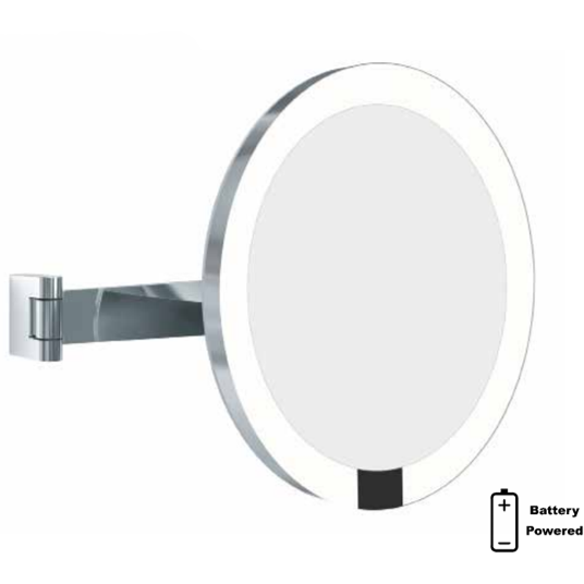 Magnifying Makeup Mirror LED - Interface