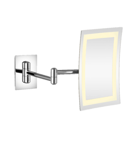 Magnifying Makeup Mirror - LED Lunatec