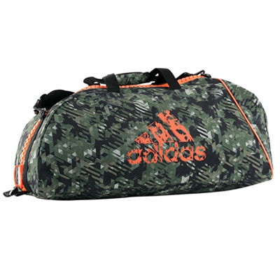 Adidas Sports Bag Combat Camouflage