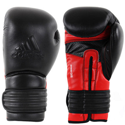 Adidas Power 300 Leather Boxing Glove