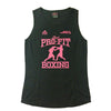 """I Punch Like a Girl"" Pro-Fit Boxing Team Singlet"