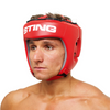 Sting Competition Leather Head Guard AIBA Approved