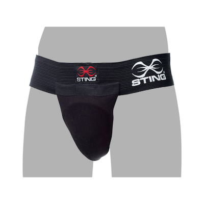Sting Cotton Groin Guard