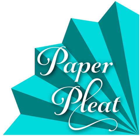 Paper Pleat Gift Card