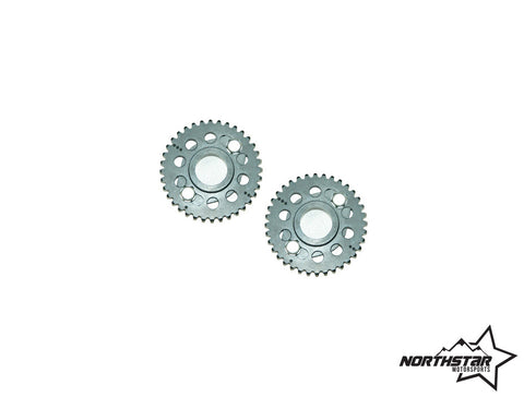 Speedwerx ADJUSTABLE CAM SPROCKETS, Arctic Cat 1100 Turbo Models (Sold in pairs)