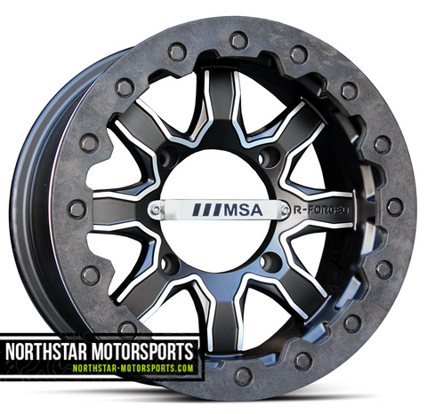 MSA F1 Forged Beadlock