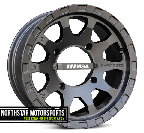 MSA F2 Forged