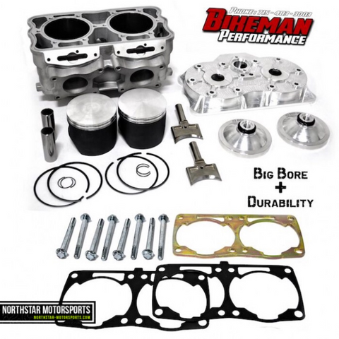 BMP AXYS 860 Big Bore Kit for 2015-Up 800 H.O