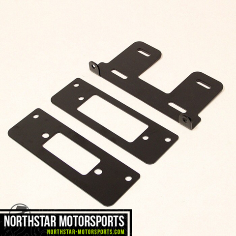 RT PRO RZR XP 1000 / RZR 900 Winch Mount Front Bumper - Fairlead Mount