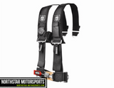 "PRO ARMOR  5 Point 3"" Harness w/ Sewn in Pads"