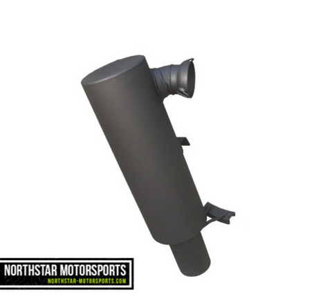 GGB PRO RIDE Chassis Trail Muffler