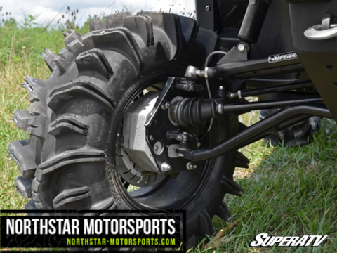 "SUPER ATV Polaris RZR 1000 4"" Portal Gear Lift"