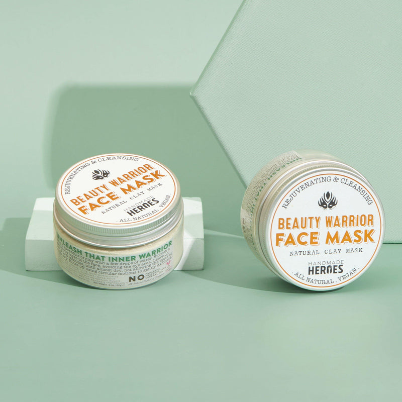 BEAUTY WARRIOR FACE MASK BESTIE KIT