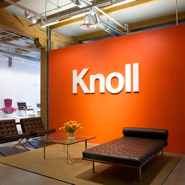 Featured partner: Knoll Office Furniture