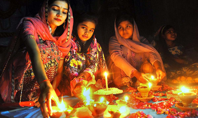 5 way to have a different Diwali