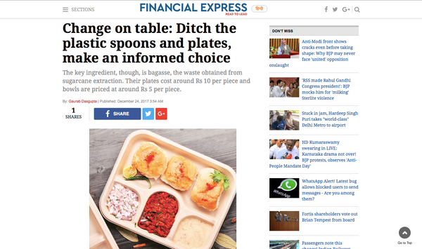 Pappco Greenware - Financial Express