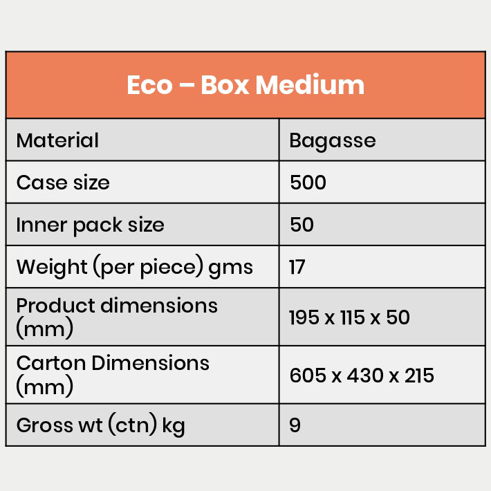Eco Box Medium