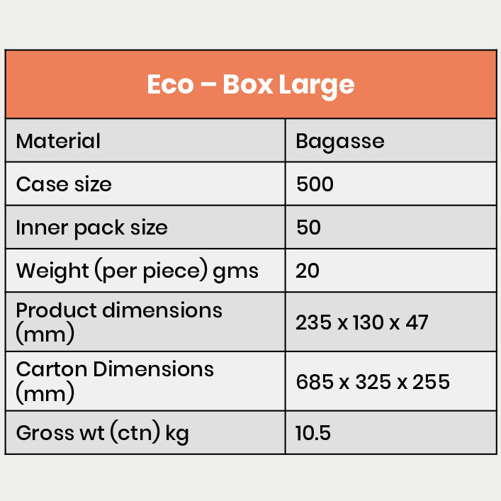 Eco Box Large