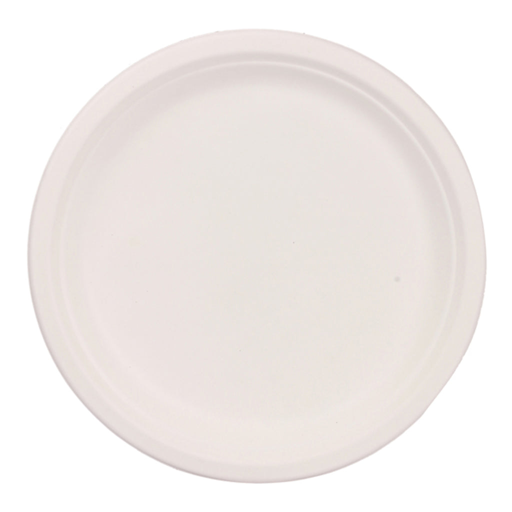 Pappco Greenware 12 Inch Large Plate (Pack Of 10)