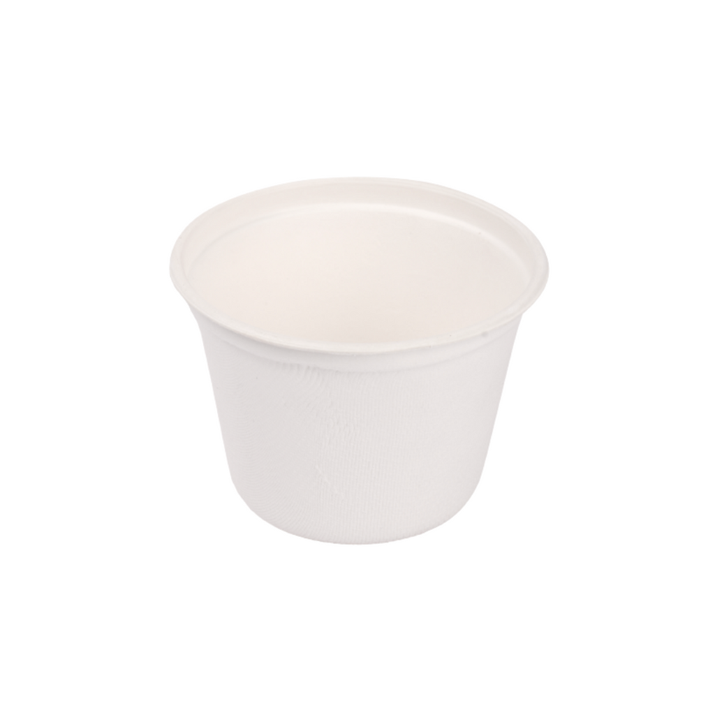 140ml Sugarcane Bagasse Disposable Chai Cup