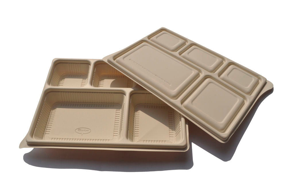 Sample for bento box with lid