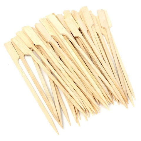 Pappco Greenware 6 Inch Long Teppo Skewers (Pack Of 1000)