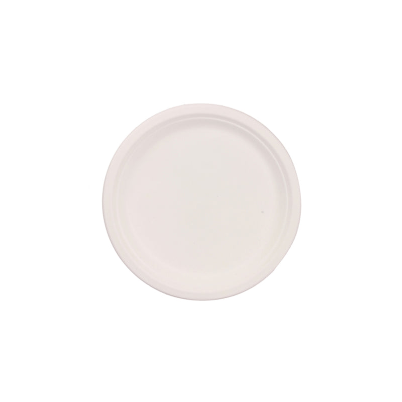 Pappco Greenware 9 Inch Regular Plate (Pack Of 20)