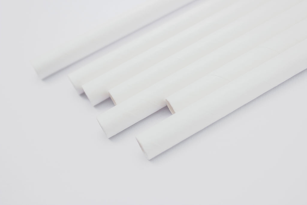 Pappco Greenware 10mm Paper Straw (Pack of 750)