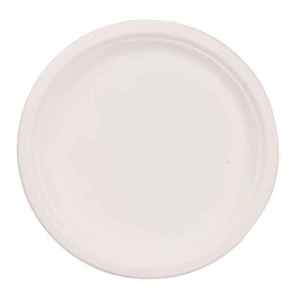 Pappco Greenware 12 Inch Large Plate (Pack Of 400)